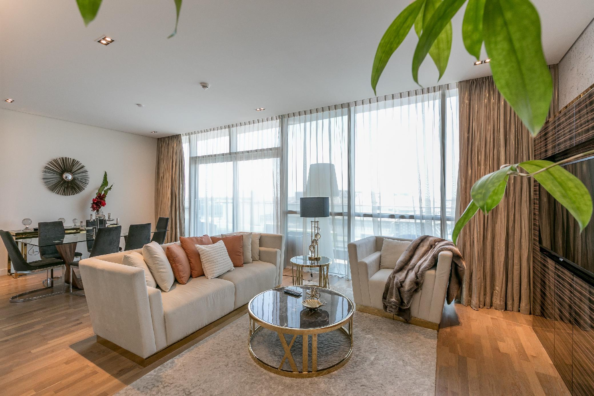 Apartment Superior 2BR with amazing Boulevard View in City Walk B1 304 photo 10953704