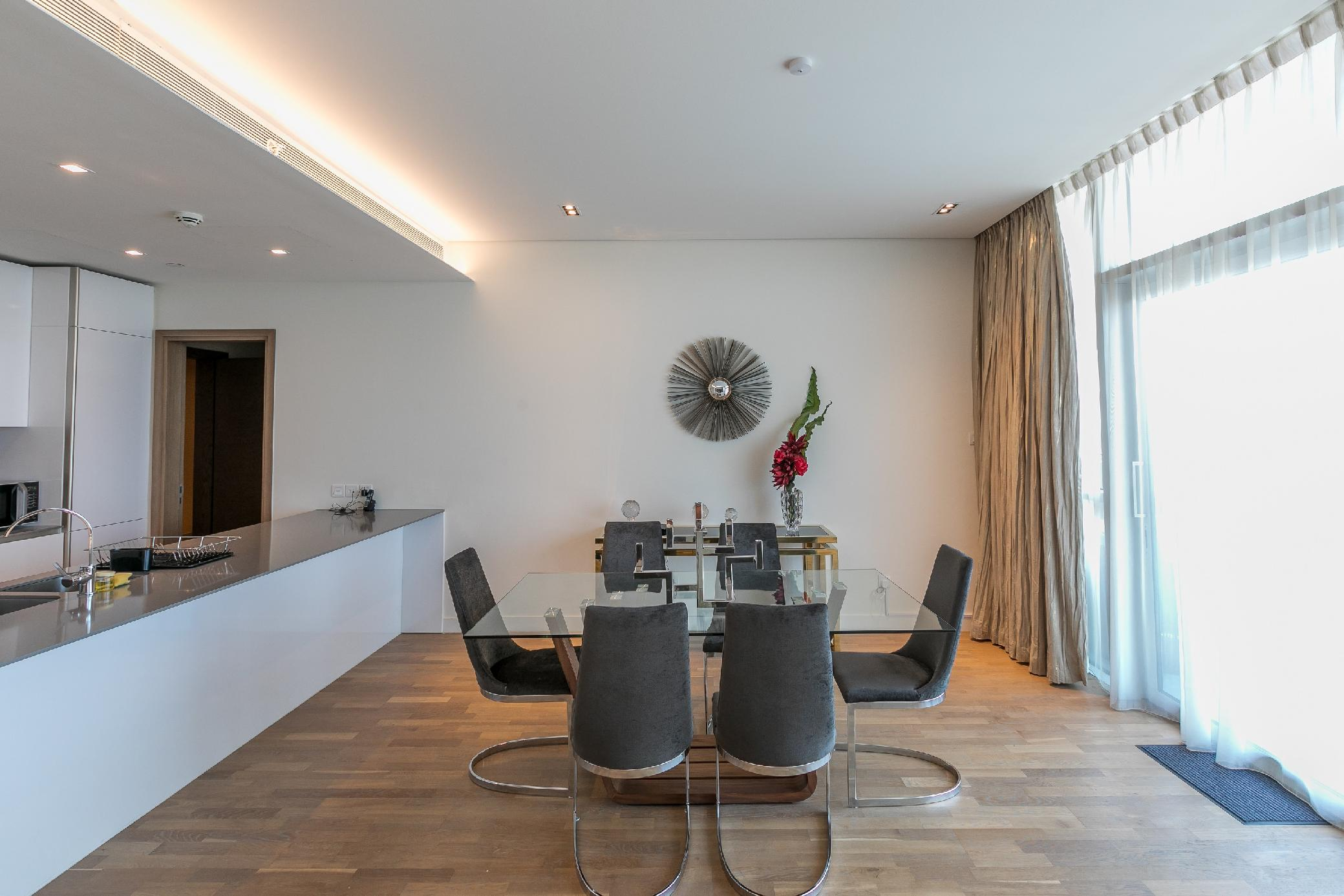 Apartment Superior 2BR with amazing Boulevard View in City Walk B1 304 photo 11074844
