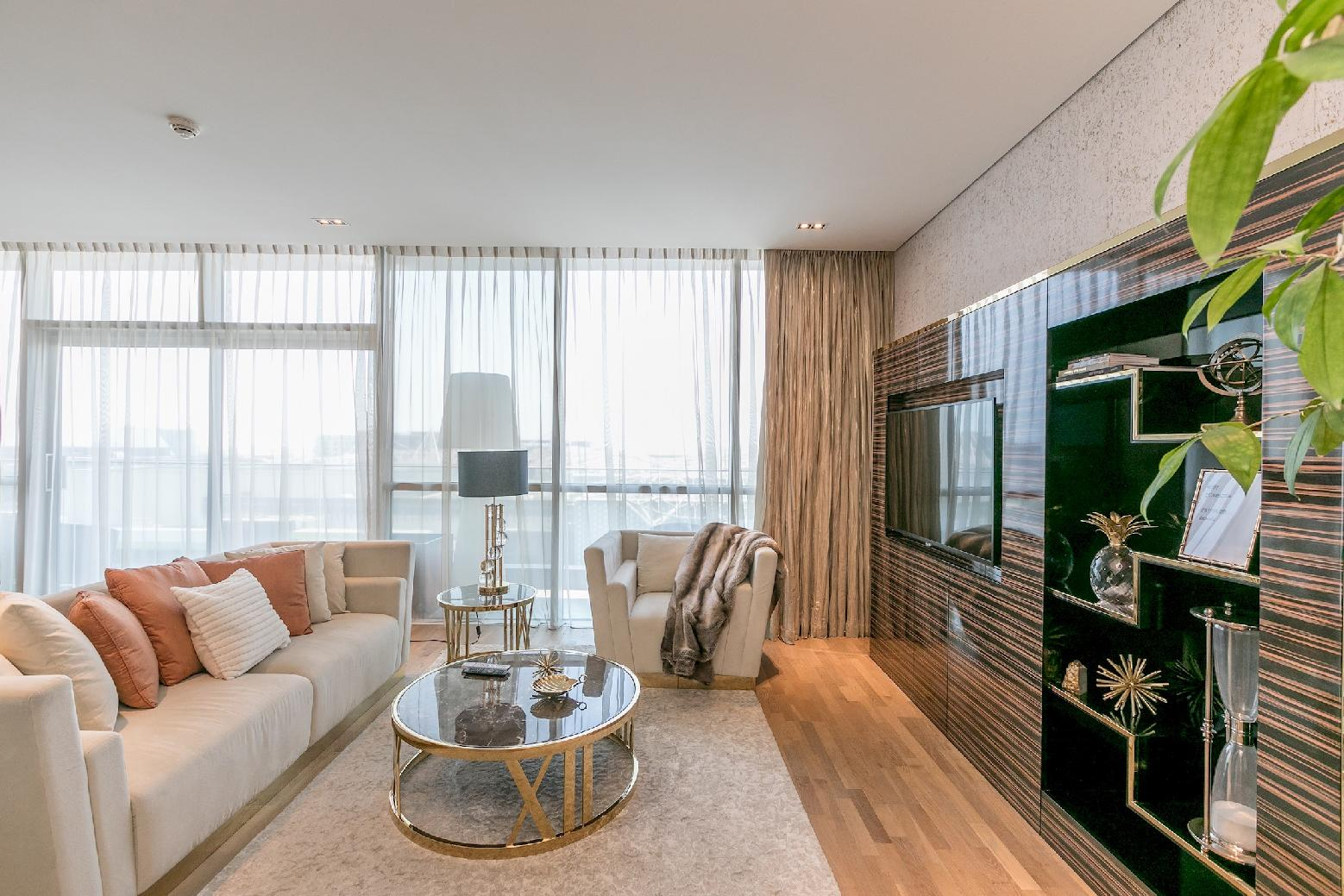 Apartment Superior 2BR with amazing Boulevard View in City Walk B1 304 photo 11125662