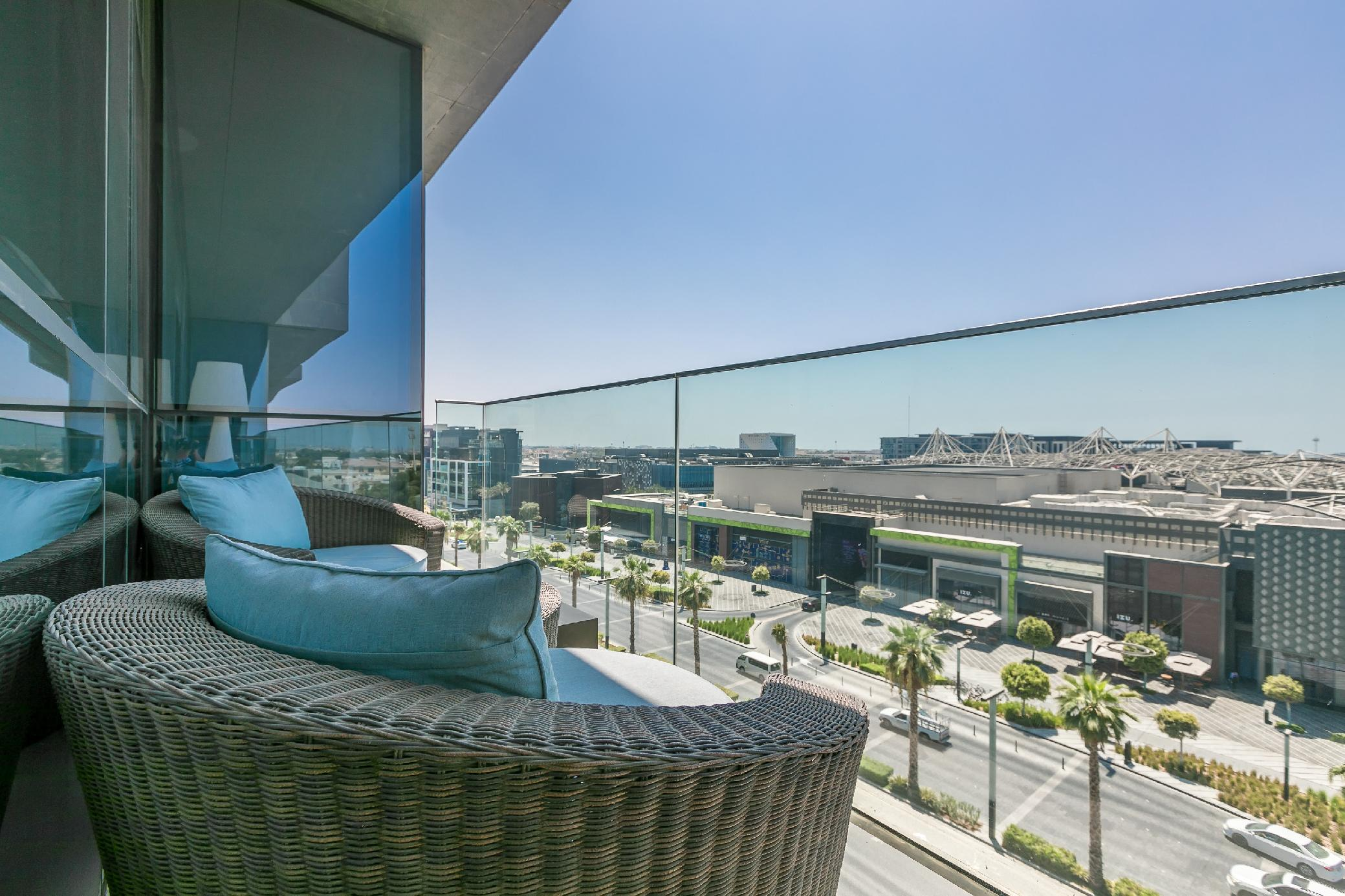 Apartment Superior 2BR with amazing Boulevard View in City Walk B1 304 photo 11074890