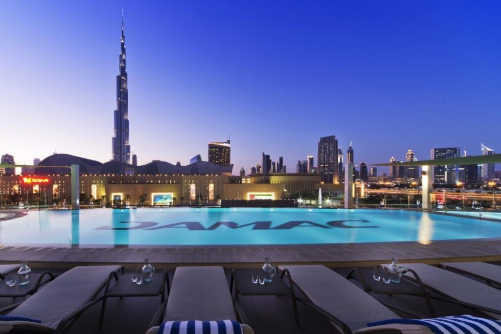 Apartment       Luxurious Condo   Dubai Mall   Damac Maison        photo 26993255