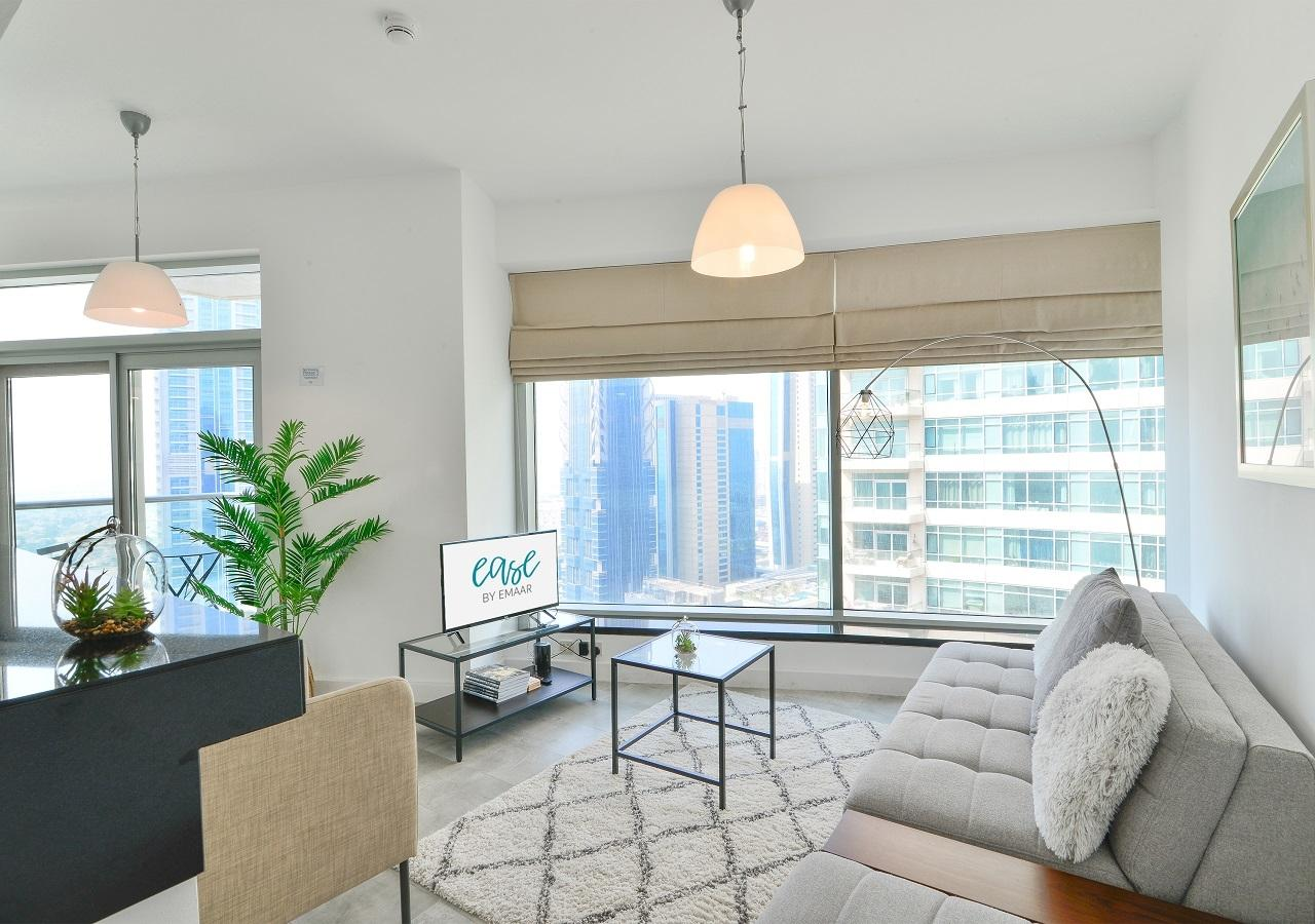 Apartment Nomad  Ease by Emaar    Stylish 1 Bedroom   B    photo 31787349
