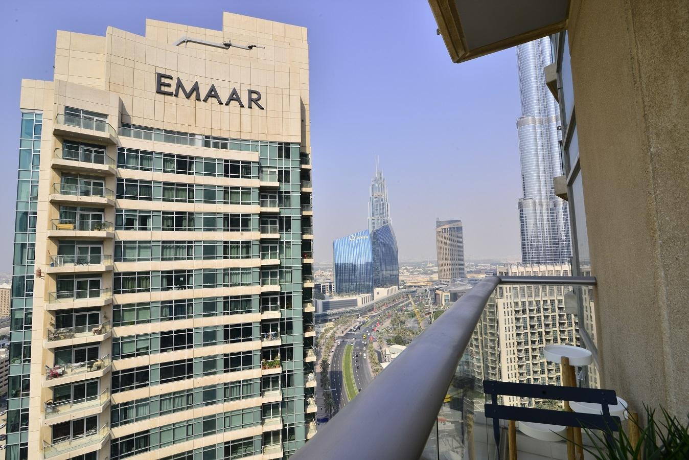 Apartment Nomad  Ease by Emaar    Stylish 1 Bedroom   B    photo 31787372